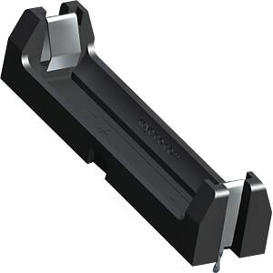 Batterijhouder voor 1 microcel (AAA) KEYSTONE 1021