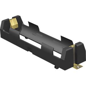 Batteriehalter für 1 18650 KEYSTONE 1042