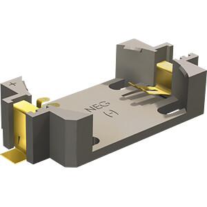 Knopfzellenhalter für 1 Ø 24 mm KEYSTONE 1052