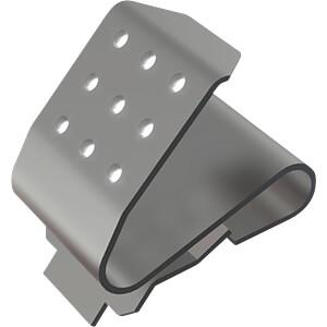 Batterijcontact voor 1 microcel (AAA) KEYSTONE 204