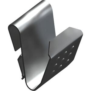 Batterijcontact voor 1 mignoncel (AA) KEYSTONE 209