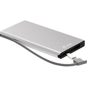 Powerbank, Li-Ion, 6000 mAh, USB XLAYER