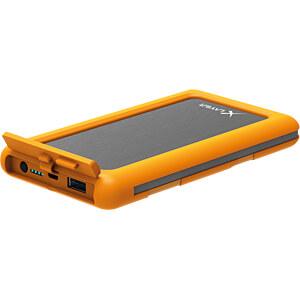 Powerbank, Li-Ion, 6000 mAh, USB, Outdoor XLAYER