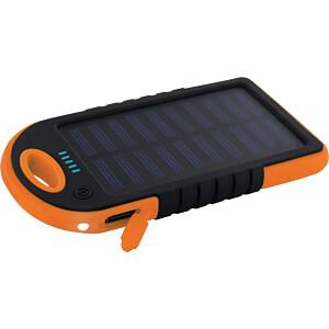 Powerbank, Li-Ion, 4000 mAh, USB, Solar XLAYER
