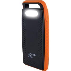 Powerbank, Li-Ion, 15000 mAh, USB, Solar XLAYER