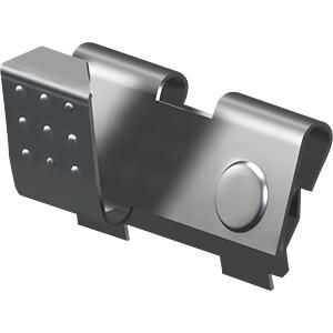 Batterijcontact voor 2 microcellen (AAA) KEYSTONE 295