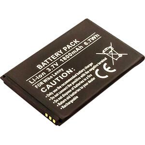 Akumulator do smartfonów Wiko, Li-Ion, 1800 mAh FREI 10276