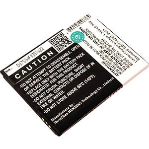 Smartphone-Akku für Mobistel-Geräte, Li-Ion, 2000 mAh FREI 10386
