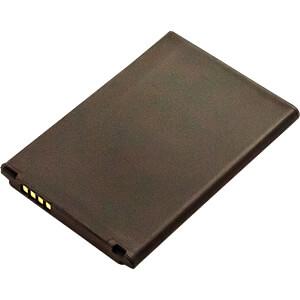 Batterie de smartphone pour appareils LG, Li-Ion, 1 500 mAh FREI 10516