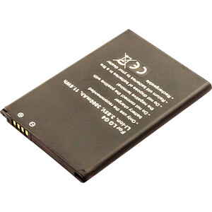 Smartphone-Akku für LG-Geräte, Li-Ion, 3000 mAh FREI 10591