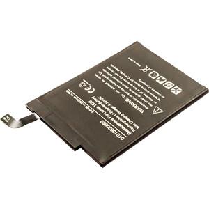 Smartphone-Akku für Microsoft Lumia, Li-Po, 3500 mAh FREI 10817