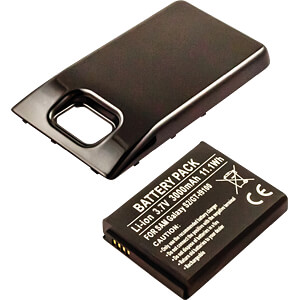 Smartphone-Akku für Samsung-Geräte, Li-Ion, 3000 mAh FREI 13178