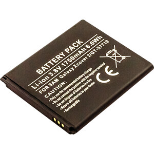 Smartphone-Akku für Samsung-Geräte, Li-Ion, 1750 mAh FREI 13192
