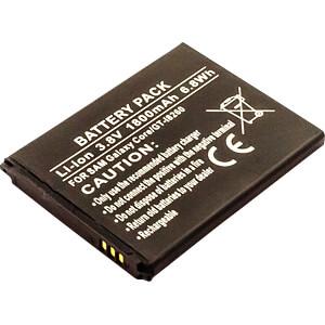 Smartphone-Akku für Samsung-Geräte, Li-Ion, 1800 mAh FREI 13211