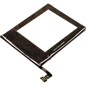 Smartphone-Akku für Wiko-Geräte, Li-Po, 2000 mAh FREI 13265