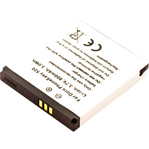 Batterie de rechange pour Doro, PhoneEasy, Li-Ion, 800 mAh FREI 13273