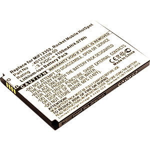 MiFi-Akku für Novatel, 1100 mAh FREI 30464