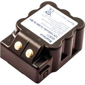 Werkzeugakku für Leica-Geräte, 12 V FREI 30564