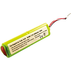 Gereedschapsaccu voor Fluke Ti-apparaten, 7,2 V FREI 30596