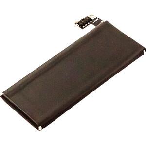Smartphone-Akku für Apple iPhone 4, Li-Po, 1420 mAh FREI 30701