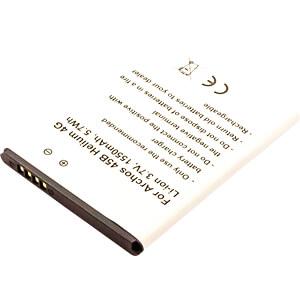 Smartphone-Akku für Archos-Geräte, Li-Ion, 1550 mAh FREI 30795