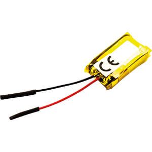 Headset-Akku für Plantronics-Geräte, Li-Po, 140 mAh FREI 30851