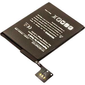 MP3-Player Akku für Apple iPod, Li-Po, 1043 mAh FREI 30933