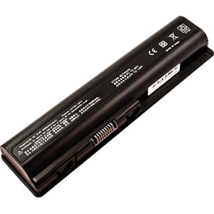 Notebook-Akku für COMPAQ, Li-Ion, 5200 mAh FREI 50554