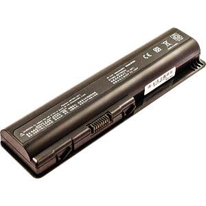 Notebook-Akku für COMPAQ, Li-Ion, 4400 mAh FREI 50555