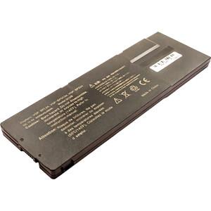 Notebook accu voor Sony, Li-Po, 4400 mAh FREI 51113