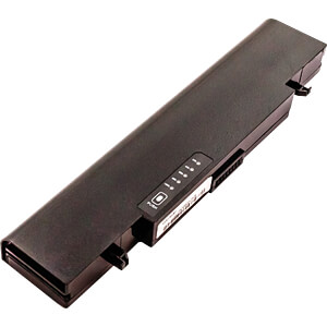 Notebook accu voor Samsung, Li-Ion, 4400 mAh FREI 52617