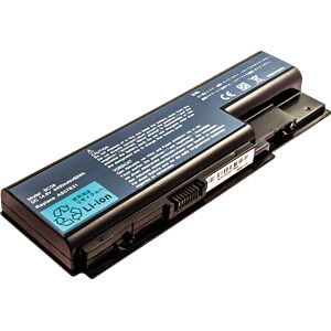 Notebook accu voor Acer, Li-Ion, 4400 mAh FREI 52788