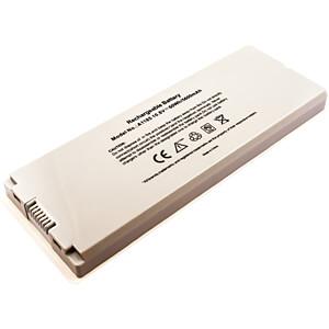 Notebook-Akku für Apple MacBook 13, Li-Po, 5600 mAh FREI 53139