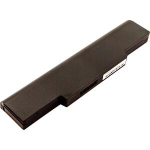 Notebook-Akku für ASUS, Li-Ion, 4400 mAh FREI 53331