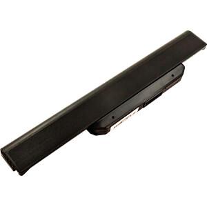 Notebook accu voor ASUS, Li-Ion, 4400 mAh FREI 53334