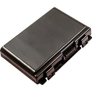 Notebook accu voor ASUS, Li-Ion, 4400 mAh FREI 53379