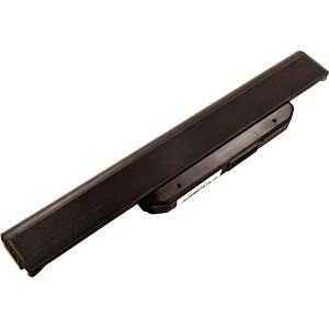 Notebook-Akku für ASUS, Li-Ion, 5200 mAh FREI 53619