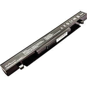 Notebook accu voor ASUS, Li-Ion, 2200 mAh FREI 53622