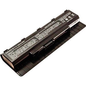 Notebook-Akku für ASUS, Li-Ion, 4400 mAh FREI 53623