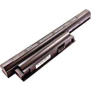 Notebook-Akku für Sony, Li-Ion, 5200 mAh FREI 53643