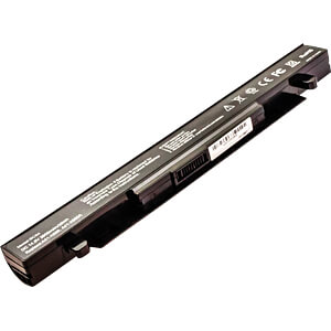 Notebook-Akku für ASUS, Li-Ion, 2600 mAh FREI 53664