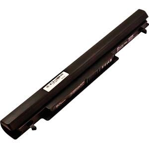 Notebook accu voor ASUS, Li-Ion, 2200 mAh FREI 53719