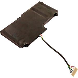 Notebook-Akku für TOSHIBA, Li-Ion, 2830 mAh FREI 53766