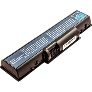 Notebook accu voor Acer, Li-Ion, 4400 mAh FREI 59932