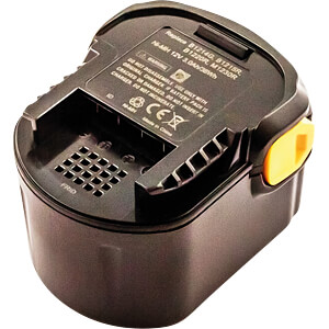 Werkzeugakku für AEG-Geräte, 12 V FREI 82048