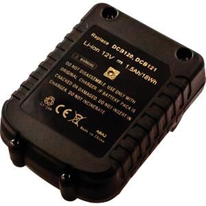 Werkzeugakku für Dewalt-Geräte, 12 V FREI 82479