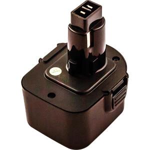 Werkzeugakku für Black&Decker-Geräte, 12 V FREI 82568