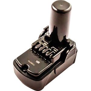 Gereedschapsaccu voor Hitachi apparaten, 10,8 V FREI 82631