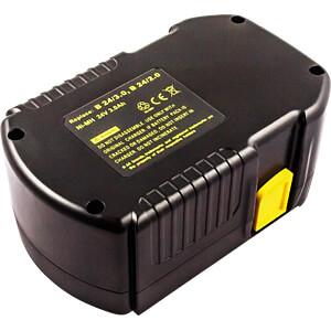 Gereedschapsaccu voor Hilti apparaten, 24 V FREI 82771