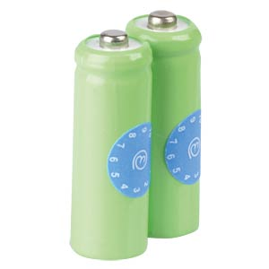 Cordless phone battery, NiMH, 1,2 V, 400 mAh FREI